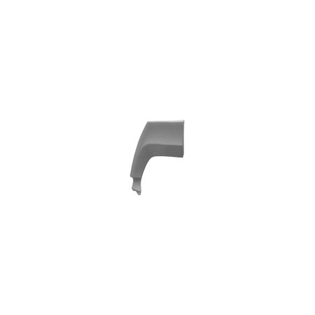 Quarter Panel Skin Mustang (MACs Auto Parts  44-45378 Ford Mustang Rear Quarter Panel Extension - Right - Fastback )