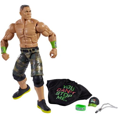 WWE Wrestling Elite Series #54 John Cena Action Figure