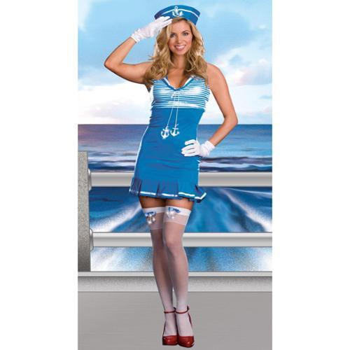 Sexy nautical dress