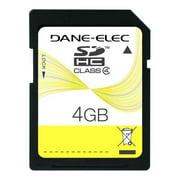 """Daneelec Da-sd-4096-r Sd"""" Memory Card (dasd4096r)"""