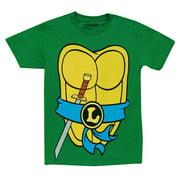Men's Teenage Mutant Ninja Turtles Adult Costume Graphic T-Shirt