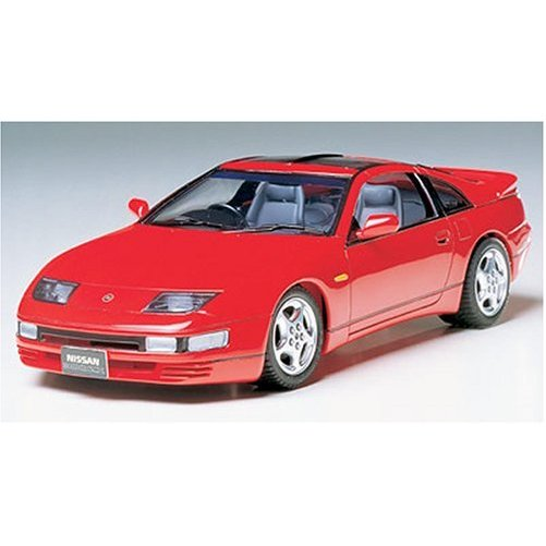 Nissan 300ZX Turbo Model Car 1/24 Tamiya