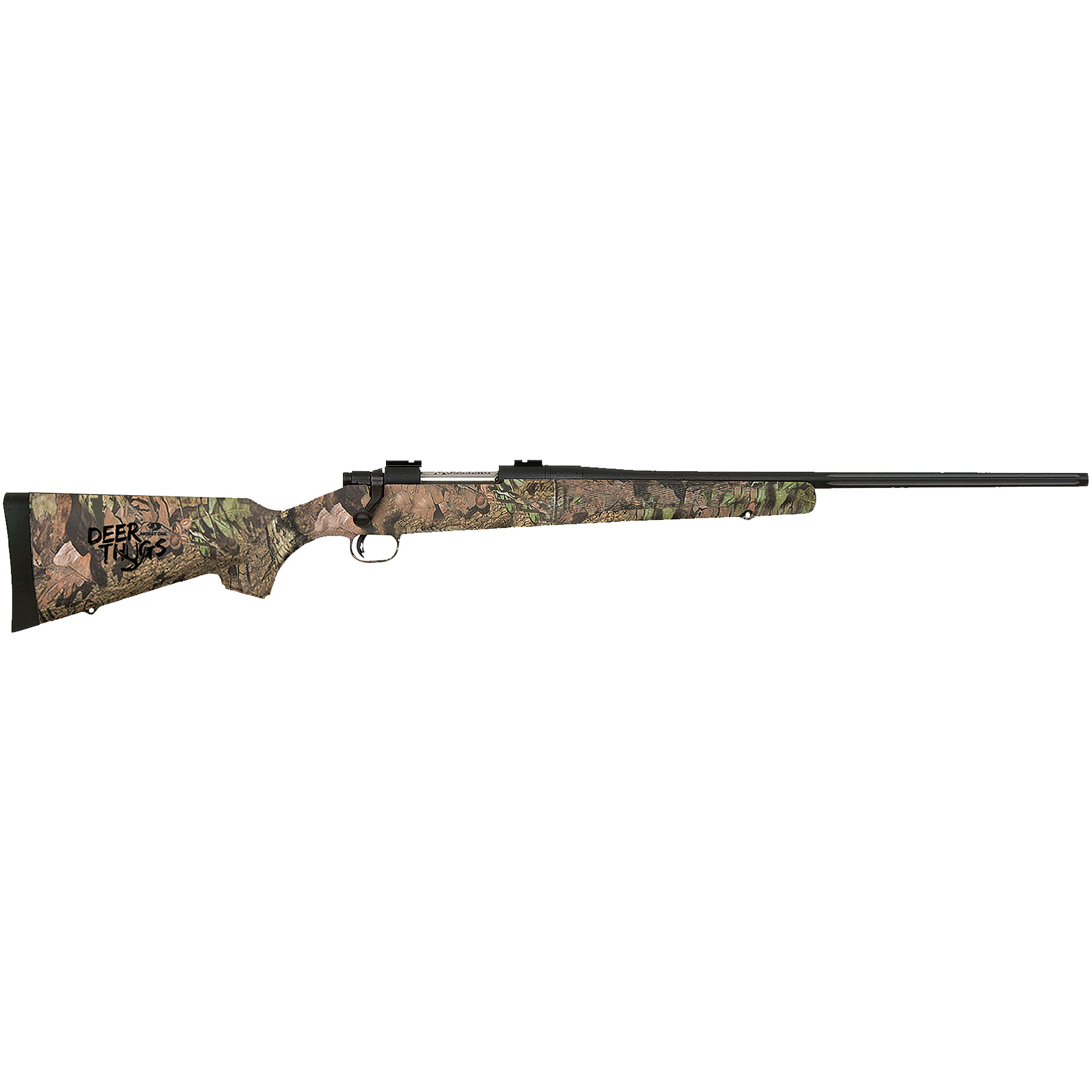 "DO NOT PUBLISH Mossberg 27178 100 Bolt .30-06 Springfield 22"", Mossy Oak Break-Up Infinity, Composite"