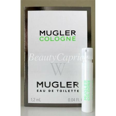 Thierry Mugler MUEMTSVB Mens 0.04 oz Cologne EDT Vial Spray ()