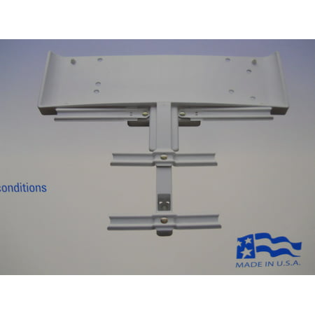 Winegard RV-WING Snap On RV UHF Upgrade for Sensar II and III (After 1990)