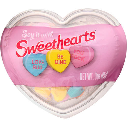 Sweethearts Conversational Valentine Candy, 3 oz