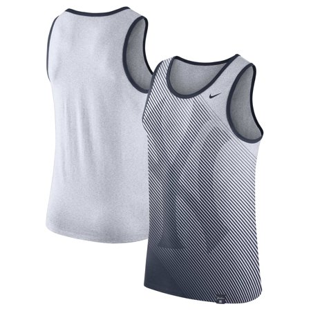 New York Yankees Nike 1.7 Tri-Blend Tank Top - White