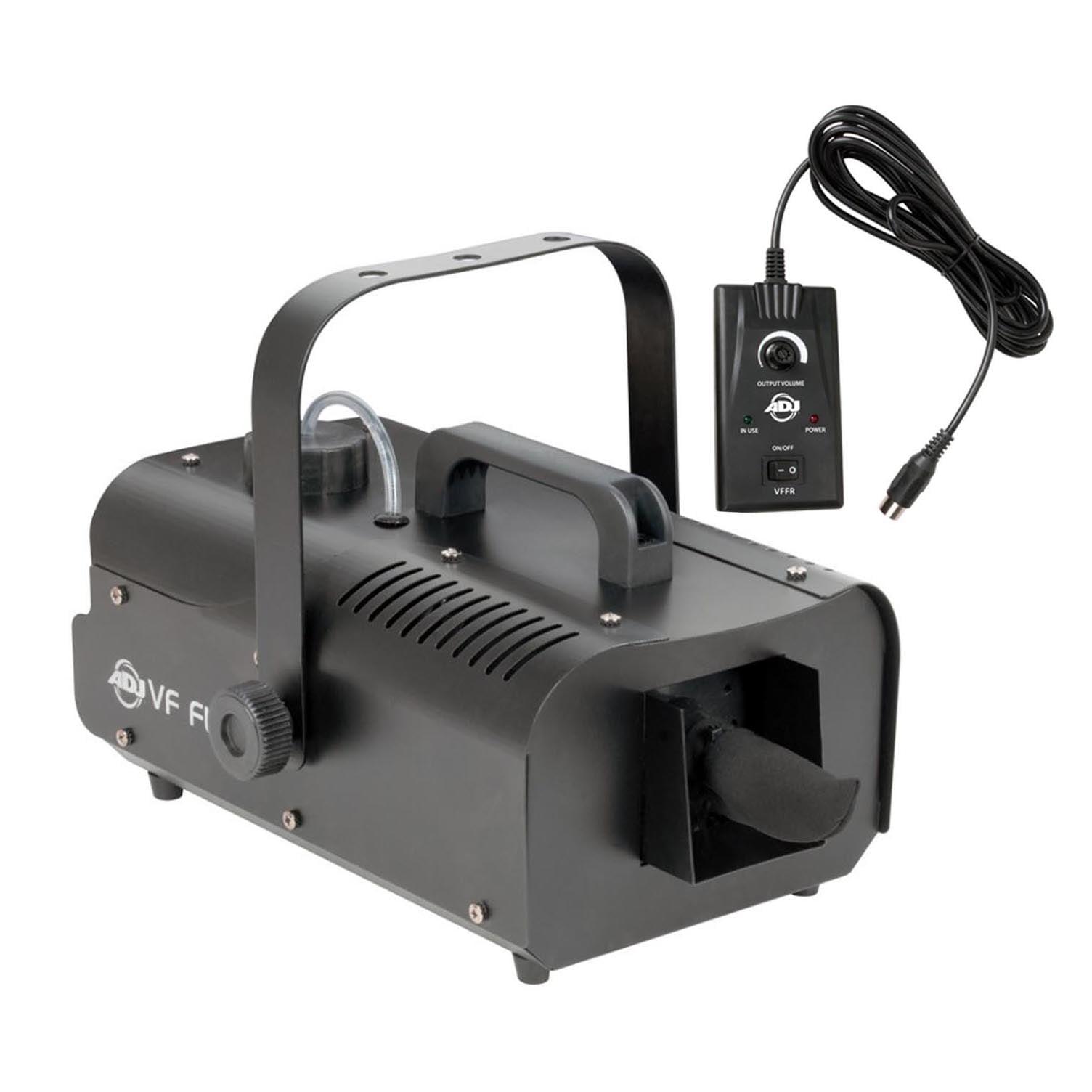 American DJ VF Flurry Snow Machine 600W High Output Area Effect w/ Wired Remote