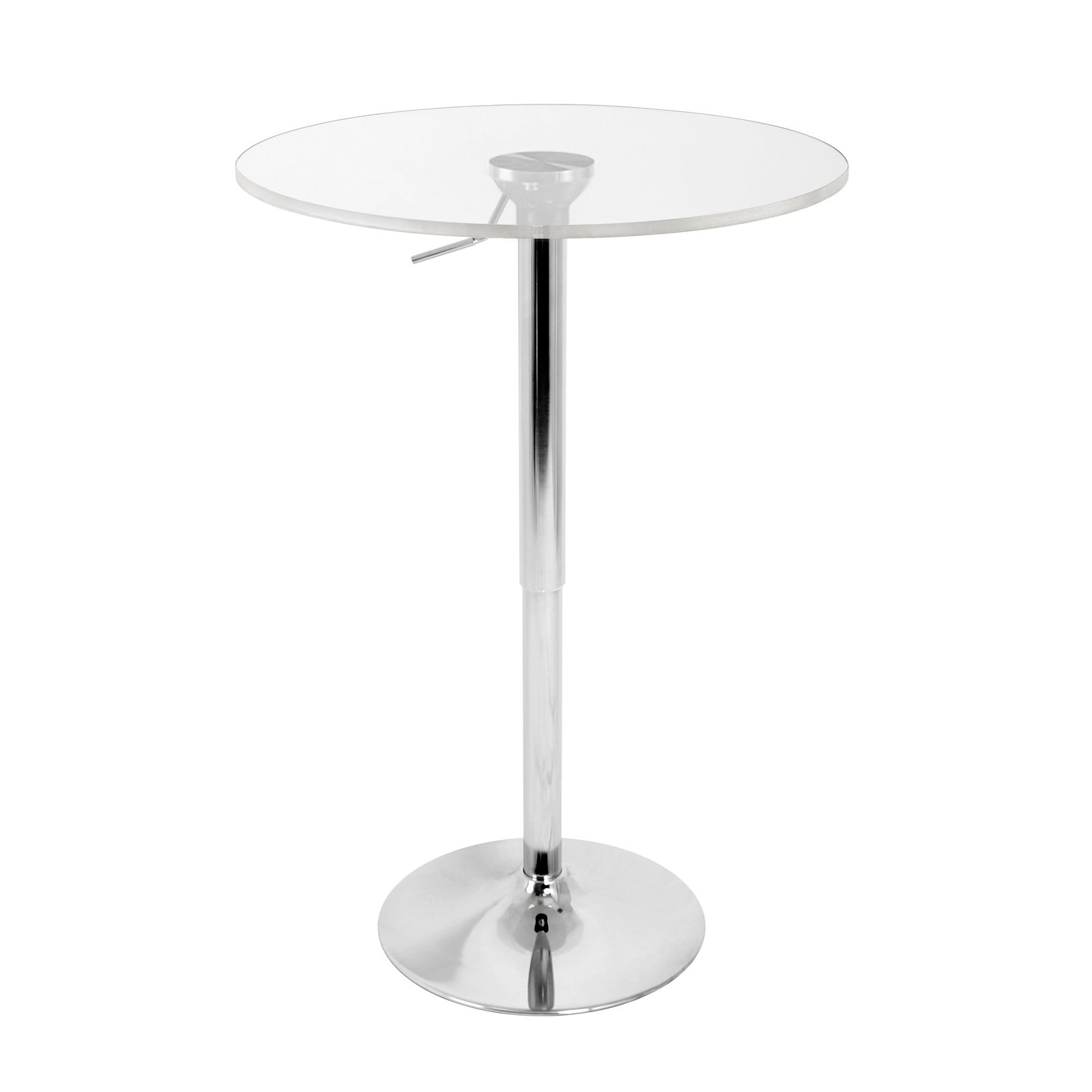 Perfect Adjustable Bar Table, Multiple Colors