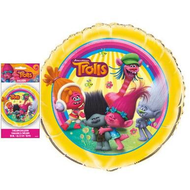Trolls 18 Inch Foil Balloon - image 1 de 1