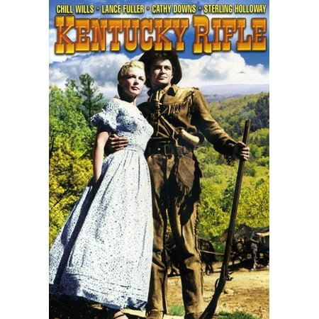 Kentucky Rifle (DVD) (Kentucky Rifle Replica)
