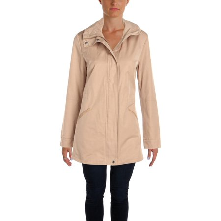 Lauren Ralph Lauren Womens Fall Lightweight Anorak Jacket