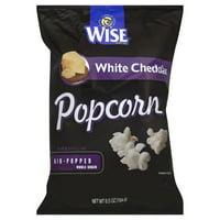 Wise Gluten-Free White Cheddar Flavored Popcorn, 6.5 Oz.