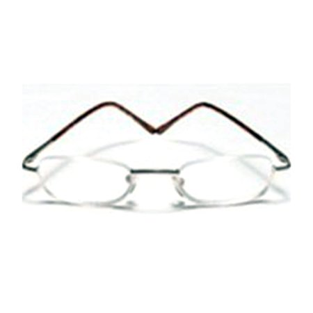 Reading Glasses Frame Measurements : Reading Glasses 2.50 Power By Kpp Frame Size: Rr918, 1 Ea ...
