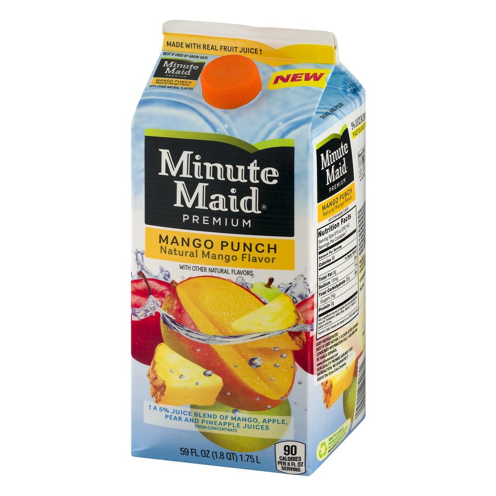 how to make lemonade with minute maid lemon juice