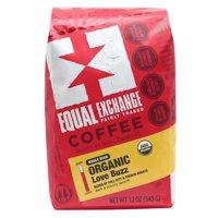 Equal Exchange, Lovebuzz, Organic Whole Bean Coffee, 12 oz
