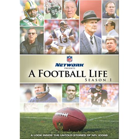 A Football Life: Season 1 (DVD)