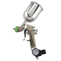 Neiko 31214A HVLP Gravity Feed Air Spray Gun | 1.5mm Nozzle, 600cc Cup