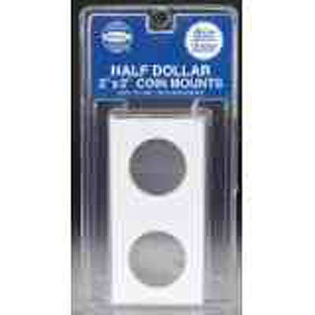 Whitman 35 Count Half Dollar Mylar Coin Holders ()