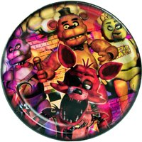Five Nights at Freddy's Paper Plates, 9in, 8ct