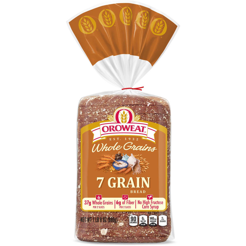 Oroweat 7 Grain Bread, 24 oz