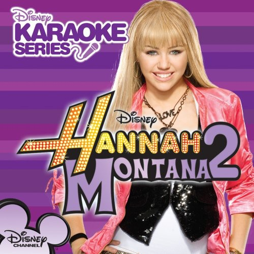 Disney's Karaoke Series: Hannah Montana, Vol. 2 (CD)