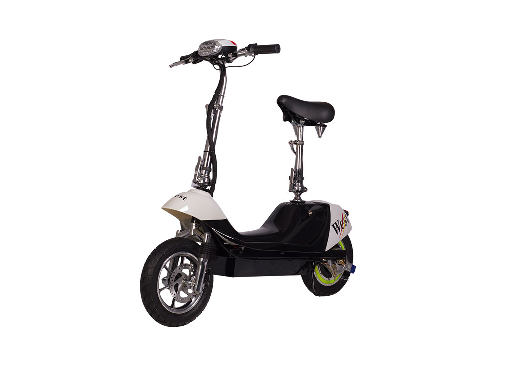 X-Treme Scooters City Rider Electric Scooter-Black by X-Treme Scooters