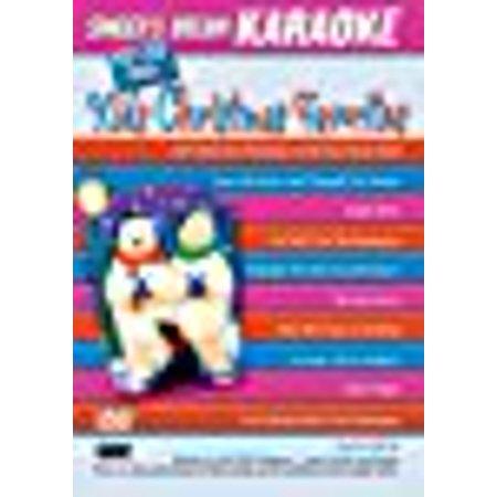 Singer's Dream Karaoke SKD9514 DVD - Kids Christmas Favorites ()