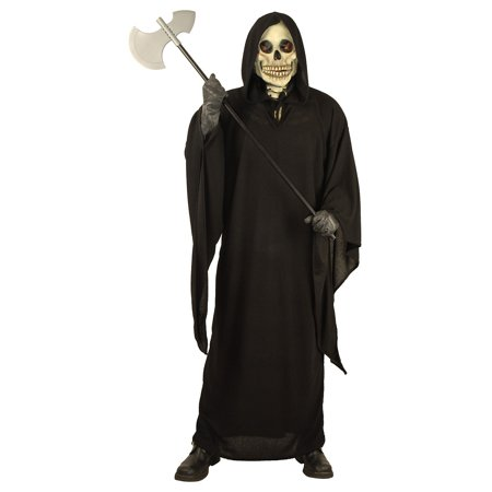 Grim Reaper Adult Costume - Medium - Best Grim Reaper Costume