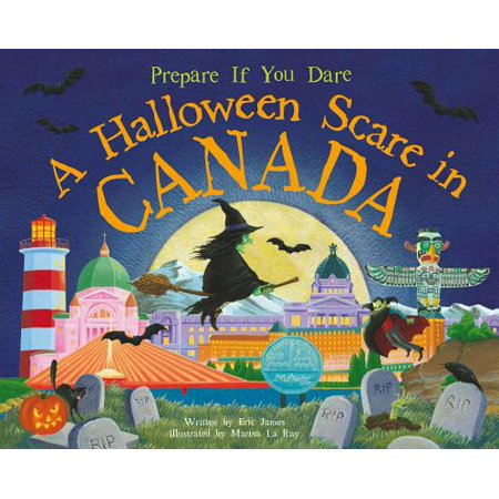 Donald's Halloween Scare (Halloween Scare in Canada, A)