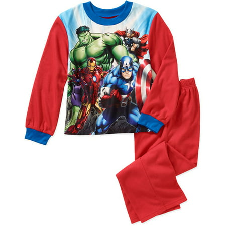Big Boys Licensed Sleepwear](Avengers Outfits)