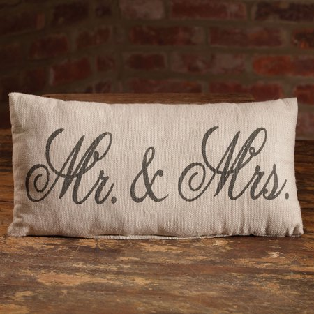 Mr & Mrs Pillows (Small Country Mr. & Mrs.)