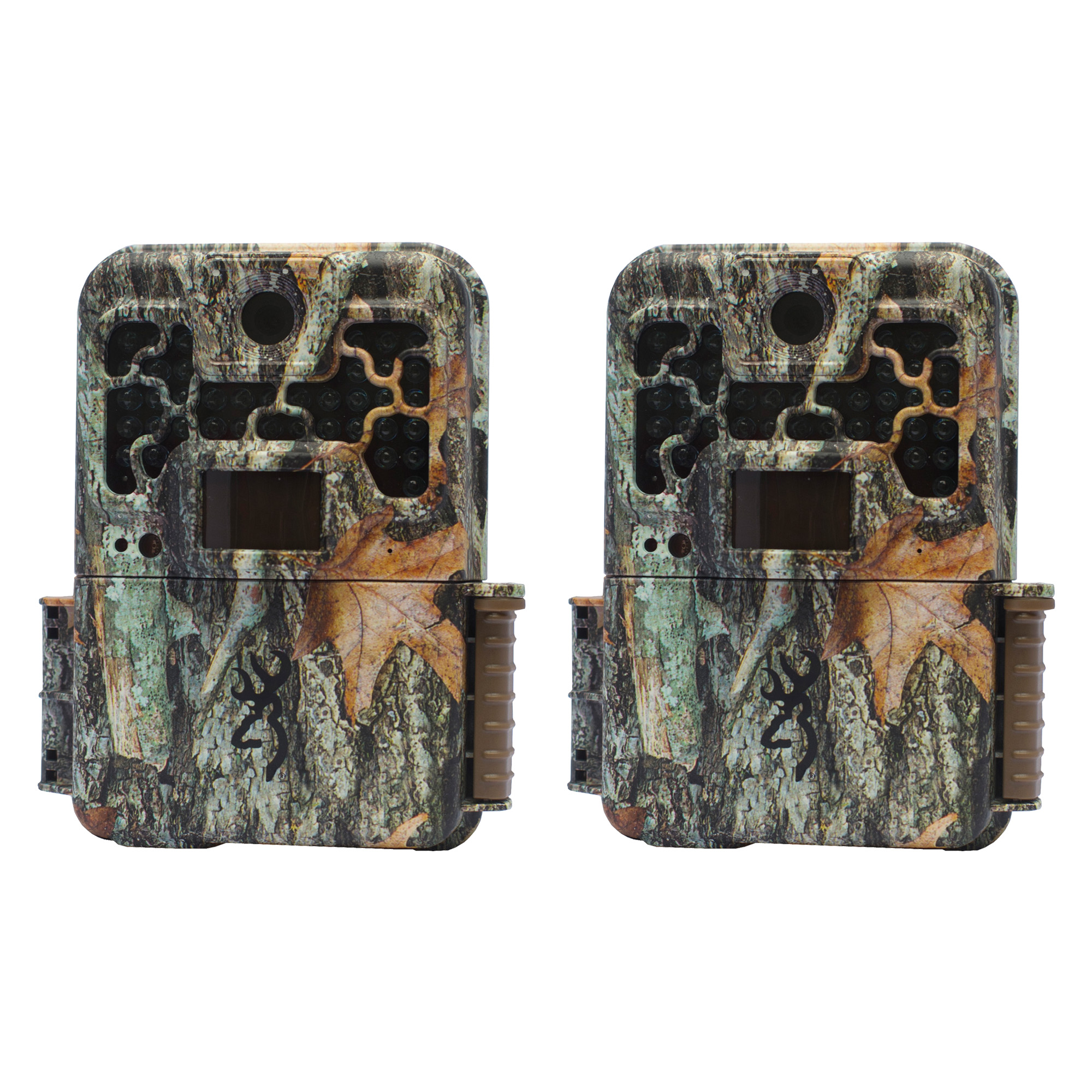 Browning Trail Cameras Recon Force FHD IR 10MP Game Camera, 2 Pack | BTC7FHD-P by Browning Trail Cameras