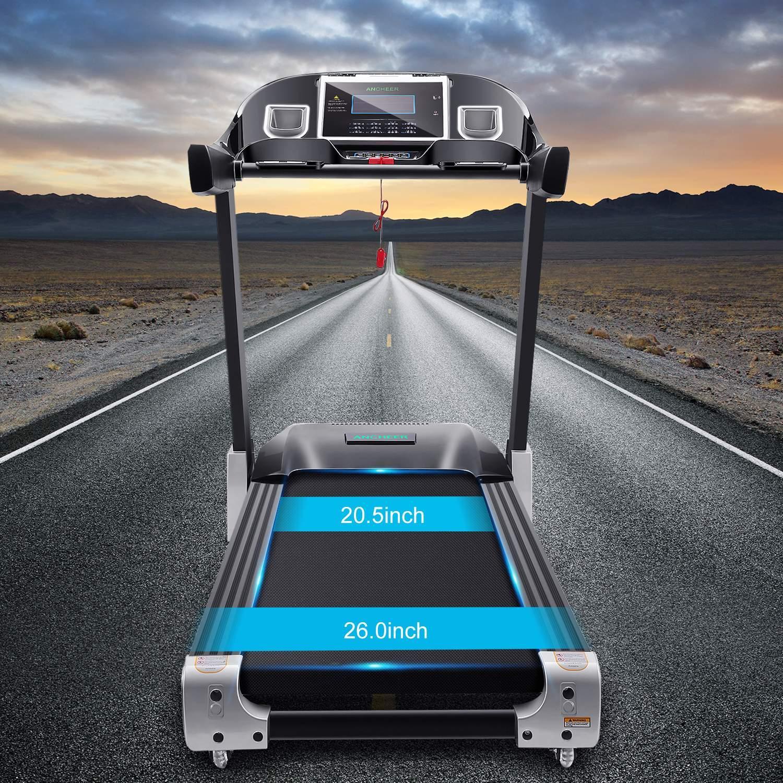 Eminent 4.5 HP Treadmill Electric Health Fitness Folding ...