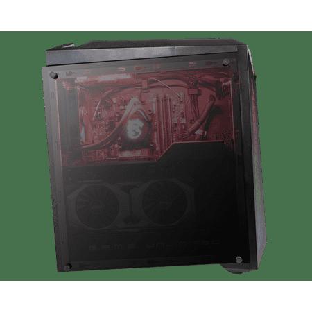 MSI Infinite X Plus 9SD-273US INFINITEX273 Gaming and Business Desktop (Intel i7-9700K 8-Core, 64GB RAM, 2TB SATA SSD + 6TB HDD, NVIDIA RTX 2070, Wifi, 2xUSB 3.1, 1xHDMI, 2xDP Port, Win 10 Home) - image 1 of 5