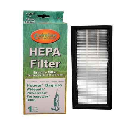 1 Hoover Powermax Widepath Hepa W Activated Charcoal