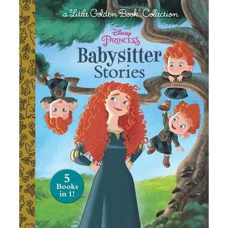 Disney Princess Babysitter Stories (Disney Princess) (Babysitter Halloween Story)