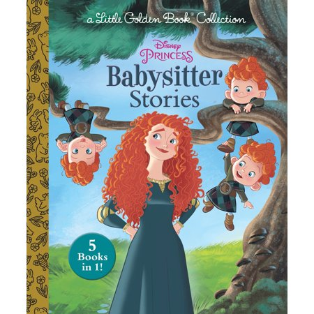 Disney Princess Story Reader - Disney Princess Babysitter Stories (Disney Princess)
