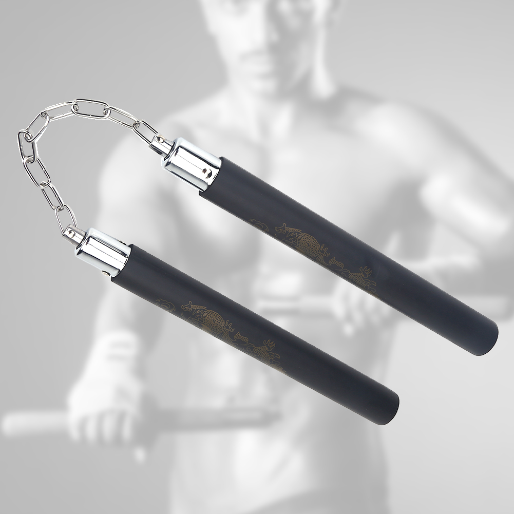 Personalized nunchucks