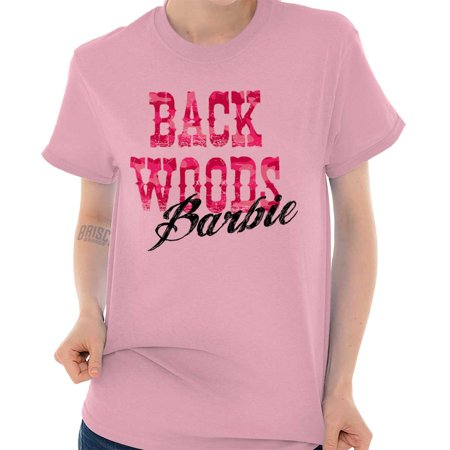 Backwoods Barbie Country Girl Sassy Cowgirl T Shirt Tee](Girl Cowgirl)
