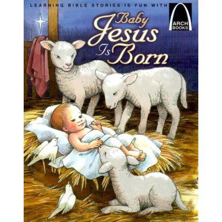 Baby Jesus Is Born Walmart