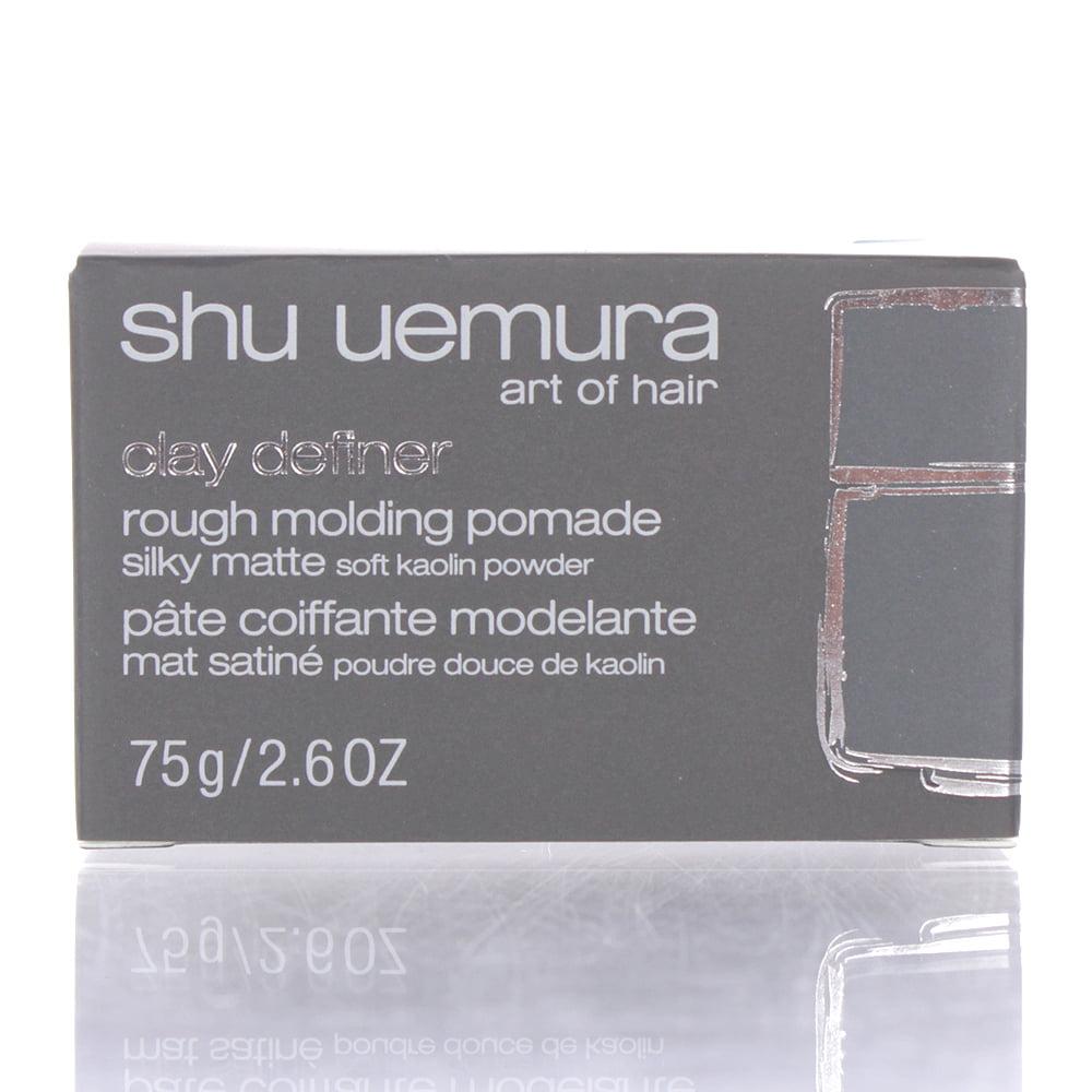 Shu Uemura Shu Uemura Clay Definer Rough Molding Pomade 2 6oz 75g Walmart Com Walmart Com