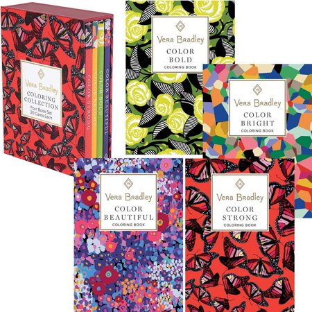 Vera Bradley Coloring Collection Coloring Book
