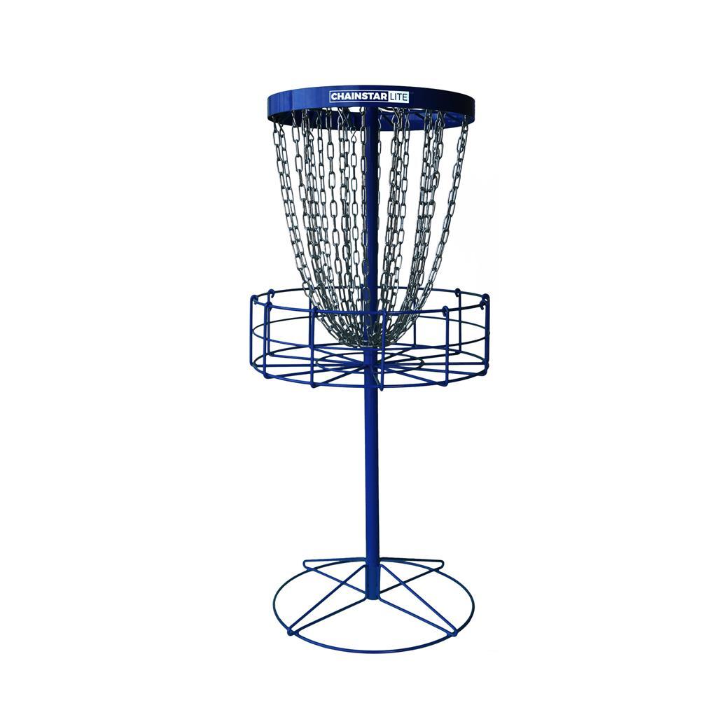Discraft Chainstar Lite Portable Disc Golf Target Blue