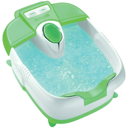 Conair Massaging Neck (Conair True Massaging Foot Bath with Bubbles and Heat)