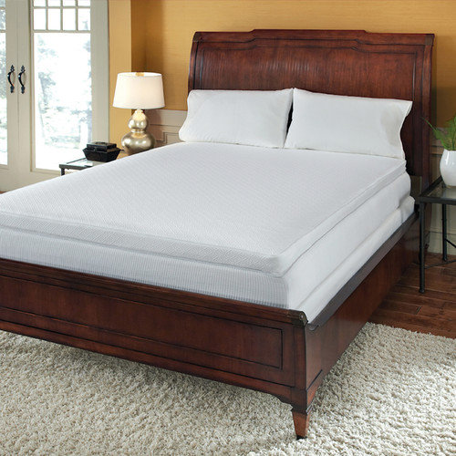 Rio Home Fashions 12 in. Reversible Top Mattress