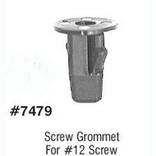 LSP Products 7479R Toyota Screw Grommet