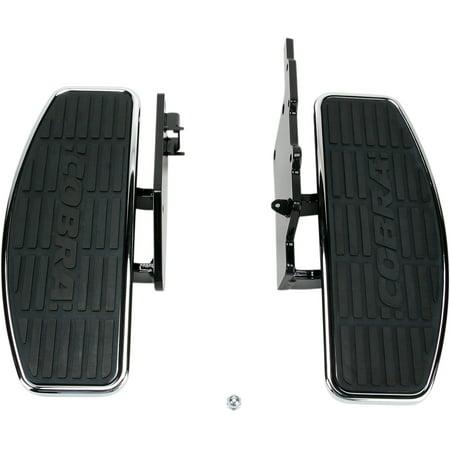 Cobra 06-1650 Boulevard Front Floorboard Kit ()