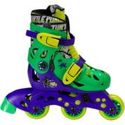Nickelodeon Teenage Mutant Ninja Turtles Convertible 2-in-1 Kid's Skate Junior Size 6-9