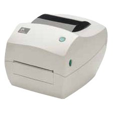 Zebra GC420 Desktop Thermal Transfer Printer, 203 (Fax 575 Thermal Transfer)